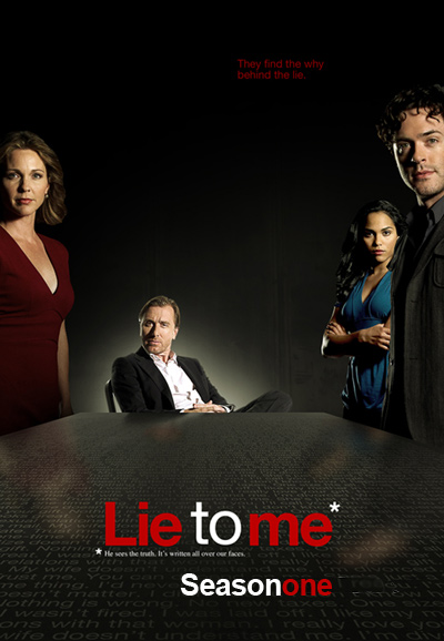 Lie To Me Staffel 1 Video On Demand Streaming